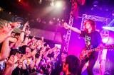 ヤバイTシャツ屋さん=『♀フェス 〜日本一おもろいバンド決定戦〜』