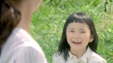 「なんてなめらかNTNシャープ#03 環境篇」に出演した皆川煌々ちゃん