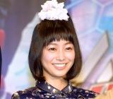 『仮面ライダービルド』でヒロインを務める高田夏帆 (C)ORICON NewS inc.