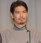 『仮面ライダービルド』制作会見に出席した水上剣星 (C)ORICON NewS inc.