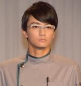 『仮面ライダービルド』制作会見に出席した越智友己 (C)ORICON NewS inc.