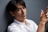 8月4日から公開される映画『ジョジョの奇妙な冒険 ダイヤモンドは砕けない 第一章』について語る伊勢谷友介。撮影/RYUGO SAITO (C)oricon ME inc.