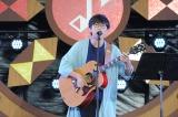 『熱闘甲子園』のテーマソングを披露する高橋優(C)ABC
