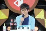 『熱闘甲子園』のスペシャルイベントに参加した高橋優(C)ABC