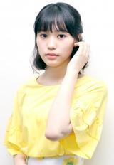 クールな表情を見せる南沙良 (C)ORICON NewS inc.