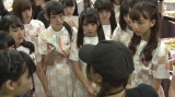 18thシングル「逃げ水」初回盤の特典映像=「3期生ドキュメンタリー」