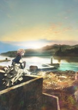 『ヴァイオレット・エヴァーガーデン』キービジュアル(C)暁佳奈・京都アニメーション/ヴァイオレット・エヴァーガーデン製作委員会