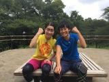 イモトアヤコ、『24時間テレビ』でパラリンピックを目指す義足少女と槍ヶ岳登山に挑戦 (C)日本テレビ