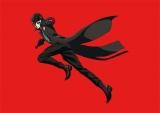 テレビアニメ『ペルソナ5』ティザービジュアル(C)ATLUS (C)SEGA/PERSONA5 the Animation Project