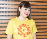 8月26日(土)、27日(日)に放送される日本テレビ系『24時間テレビ40』のスペシャルサポーターに就任したブルゾンちえみ (C)ORICON NewS inc.