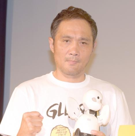 映画『ギフト 僕がきみに残せるもの』特別試写会に出席した竹原慎二 (C)ORICON NewS inc.