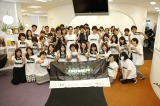 東京・渋谷で行われたボランティア活動に、「RockCorps supported by JT」出演アーティストのロックバンド・andropのメンバーがサプライズで登場