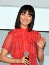 映画『君の膵臓をたべたい』大ヒット御礼イベントに出席した大友花恋 (C)ORICON NewS inc.
