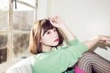 ミニアルバム『Summer Glitter』収録曲「Glitter」の作詞を担当したSCANDALのRINA
