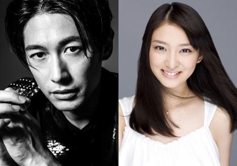 10月スタートの日本テレビ系連続ドラマ『今からあなたを脅迫します』(毎週日曜 後10:30)でW主演を務めるディーン・フジオカと武井咲