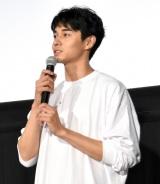 映画『息もできない』のトークイベントに出席した東出昌大 (C)ORICON NewS inc.