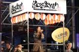 109近辺で初開催された『渋谷盆踊り大会』に浦ちゃん登場