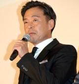 映画『散歩する侵略者』完成披露舞台あいさつに出席した光石研 (C)ORICON NewS inc.