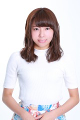 アナウンサーデビューを果たした中村麻里子