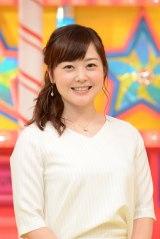 10月から『スッキリ!!』MCに就任する水卜麻美アナウンサー (C)日本テレビ
