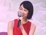 『全日本国民的美少女コンテスト』の第15回本選大会にゲスト出演した吉本実憂 (C)ORICON NewS inc.