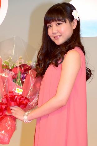 NHK・Eテレ『おかあさんといっしょ』うたのお姉さんを8年にわたって務めた三谷たくみ (C)ORICON NewS inc.