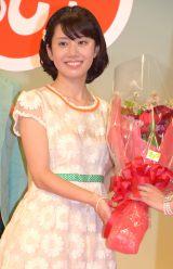 21代目「うたのお姉さん」を務める小野あつこ=NHK・Eテレ『おかあさんといっしょ』の「うたのお姉さん」が交代 (C)ORICON NewS inc.