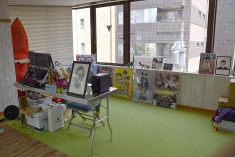 人気バラエティー制作集団「シオプロ」の社内の様子 (C)ORICON NewS inc.
