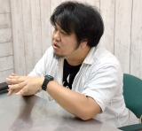 人気バラエティー制作集団「シオプロ」ディレクターの水口健司氏 (C)ORICON NewS inc.
