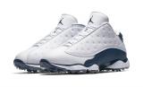 「エア ジョーダン13 メンズ ゴルフシューズ」に新色「ホワイト/ネイビーブルー」が登場。8月18日に数量限定販売開始