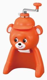 『タイガー氷削り器 きょろちゃん(レッド)』(税込価格:5400円)