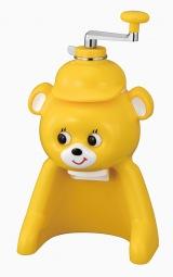 『タイガー氷削り器 きょろちゃん(イエロー)』(税込価格:5400円)