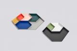 組み合わせは自由自在。まるでパズルのような幾何学模様型 Kaleidoシリーズ(株式会社ウェルカムHAY事業部)/2484円〜10260円
