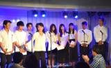 アコースティックライブと朗読の舞台『遠き夏の日』の模様 (C)ORICON NewS inc.