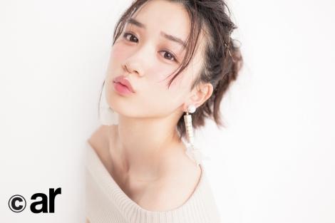 サムネイル 『ar』9月号に登場する永野芽郁
