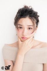 『ar』9月号に登場する永野芽郁