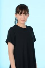 10月スタートの日本テレビ系連続ドラマ『奥様は、取り扱い注意』で主演を務める綾瀬はるか(C)日本テレビ