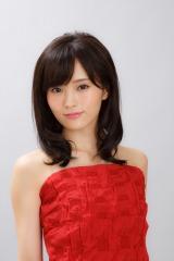 NHK土曜ドラマ『のぼせもん』(9月2日スタート)園まり役で出演する山本彩(C)NHK