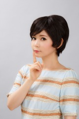 NHK土曜ドラマ『のぼせもん』(9月2日スタート)伊東ゆかり役で出演する中川翔子(C)NHK