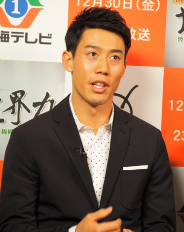 錦織圭 (C)ORICON NewS inc.