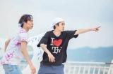 (左から)落合モトキ、大野拓朗(C) ITOH COMPANY