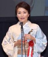 『第25回 日本映画批評家大賞 実写部門』授賞式に出席した仁科亜季子 (C)ORICON NewS inc.