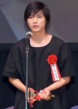 『第25回 日本映画批評家大賞 実写部門』授賞式に出席した板垣瑞生 (C)ORICON NewS inc.