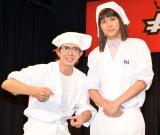 『キングオブコント2017』の2回戦に出場したBOYS AND MEN(左から)田村侑久、水野勝 (C)ORICON NewS inc.
