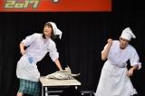 『キングオブコント2017』の2回戦に出場したBOYS AND MENの田村侑久と水野勝