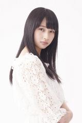 22/7(ナナブンノニジュウニ)の白沢かなえ(丸山あかね 役)(C)Sony Music Labels Inc.