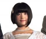 『トモダチゲーム 劇場版 FLNAL』の完成披露イベントに参加した根本凪 (C)ORICON NewS inc.