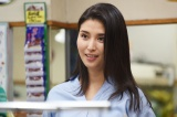 TBS系連続ドラマ『ハロー張りネズミ』(毎週金曜 後10:00)に出演する橋本マナミ (C)TBS