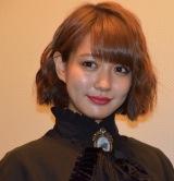 『「超」怖い話2』初日舞台あいさつに登壇した夢みるアドレセンス・荻野可鈴 (C)ORICON NewS inc.