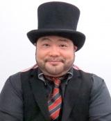 月刊誌『新潮45』で一発屋芸人たちを対象にしたルポルタージュ形式の連載『一発屋芸人列伝』を始めた髭男爵・山田ルイ53世 (C)ORICON NewS inc.